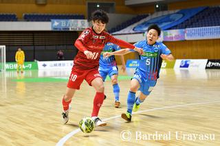 【Fリーグ2020-2021  エスポラーダ北海道戦後 藤山翔太選手コメント】