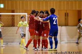 【バルギャラリー】 日本女子フットサルリーグ2020-2021シーズン 10.03 ミネルバ宇部戦