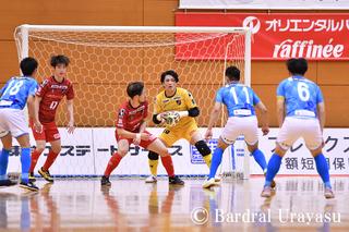 【Fリーグ2020-2021 ボアルース長野戦後 税田拓基選手コメント】