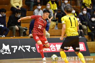【Fリーグ2020-2021 ペスカドーラ町田戦後 伊東陽希選手コメント】