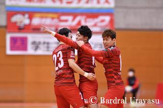 【Fリーグ2020-2021 ボルクバレット北九州戦後 藤山翔太選手コメント】