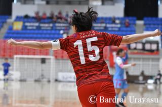 【バルギャラリー】 日本女子フットサルリーグ2020-2021シーズン 11.21 エスポラーダ北海道イルネーヴェ 戦