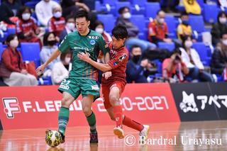 【Fリーグ2020-2021 エスポラーダ北海道戦後 宮崎貴史選手コメント】