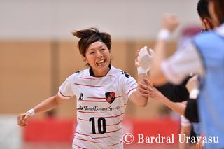 【バルギャラリー】 日本女子フットサルリーグ2020-2021シーズン 12.5 フウガドールすみだレディース戦