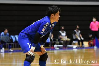 【Fリーグ2020-2021 バサジィ大分戦後 藤原潤選手コメント】