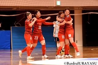 【バルギャラリー】 日本女子フットサルリーグ2020-2021シーズン 1.16 流経大メニーナ龍ケ崎戦