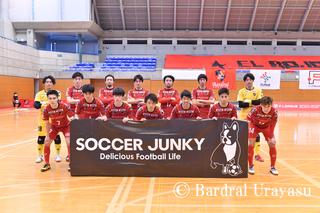 【バルギャラリー】 Fリーグ2020-2021シーズン 1.30 『soccer junky MATCH』フウガドールすみだ戦