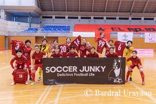 【バルギャラリー】 日本女子フットサルリーグ2020-2021 1.30 SWHレディース西宮戦