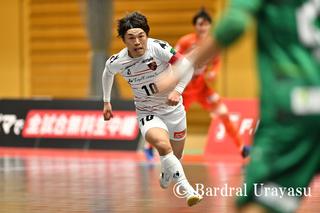 【Fリーグ2020-2021 シュライカー大阪戦後 加藤竜馬選手コメント】