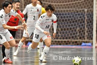 【Fリーグ2020-2021 ボルクバレット北九州戦後 加藤竜馬選手コメント】