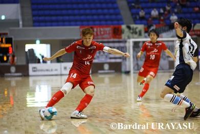 【Fリーグ2021-2022 Y.S.C.C.横浜戦後 石田健太郎選手コメント】