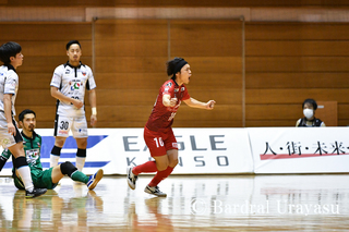 【Fリーグ2021-2022 シュライカー大阪戦後 加藤竜馬選手コメント】