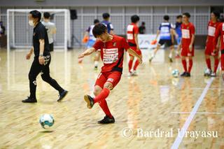 第4節【バルギャラリー】Fリーグ2021-2022シーズン Y.S.C.C.横浜戦
