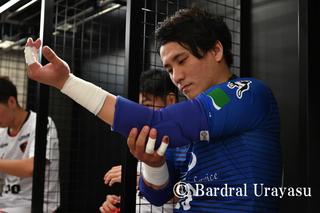 【Fリーグ2021-2022 ボルクバレット北九州戦後 税田拓基選手コメント】